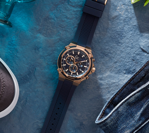 Gc Men Cable Force Watches