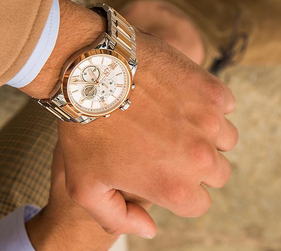 Gc Men Everyday Chic Watches