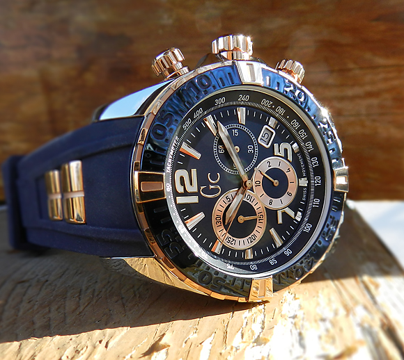 Gc Men's Watches Weekend Leisure