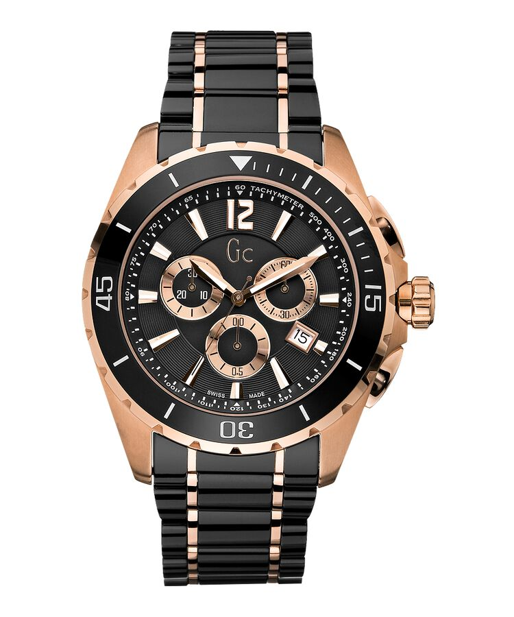8dc3340e7 Gc Sport Class XXL Ceramic - GUESS Watches