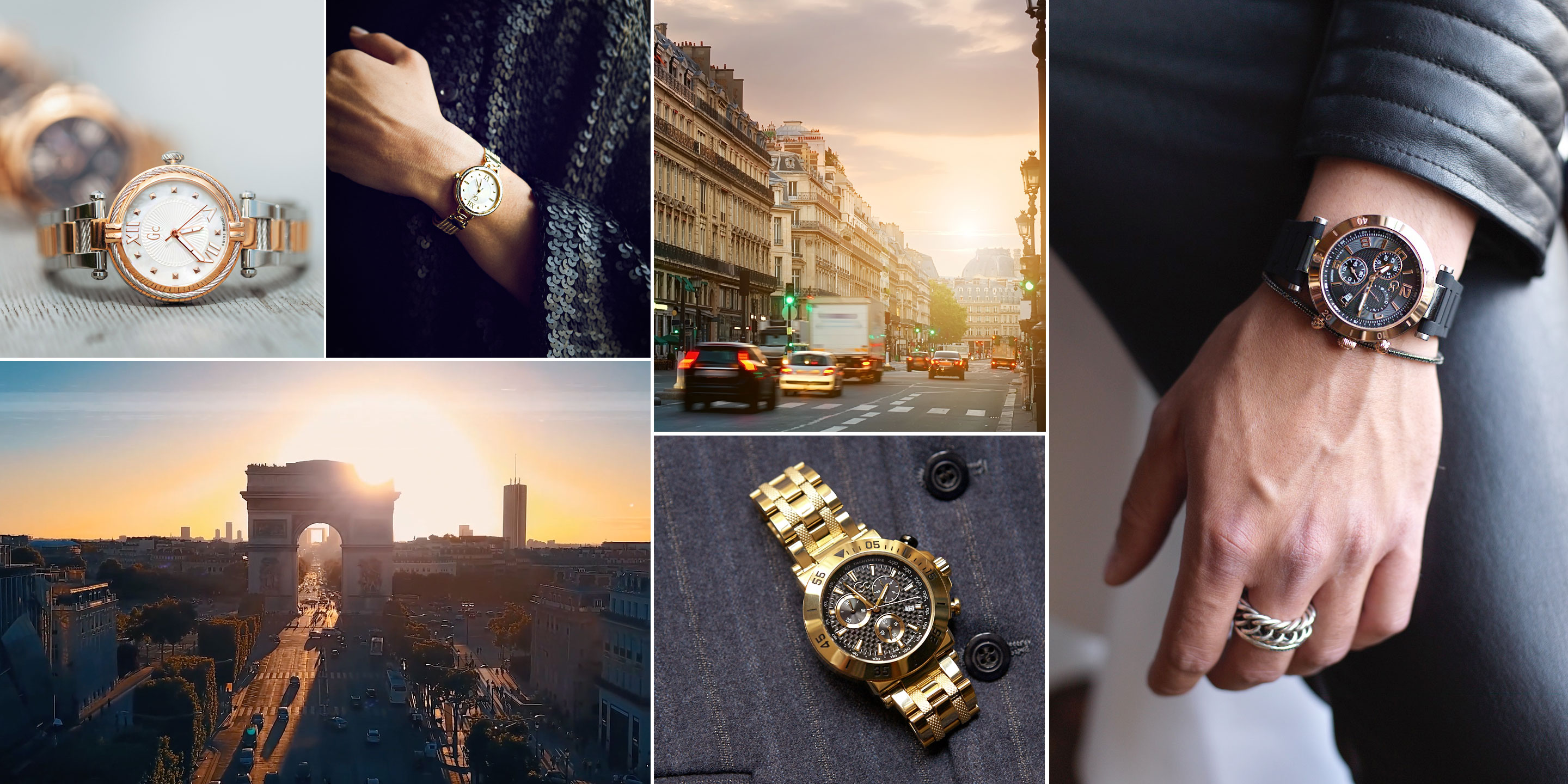 Gc Watches Spring 21