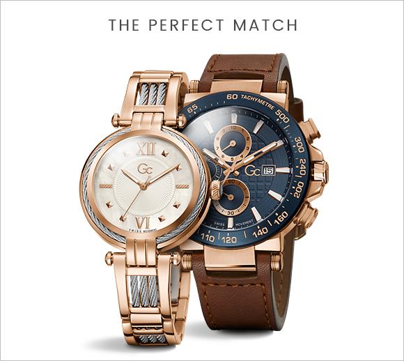 Gc Women Pairs Watches