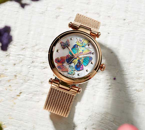 Gc Women Pure Chic Watches
