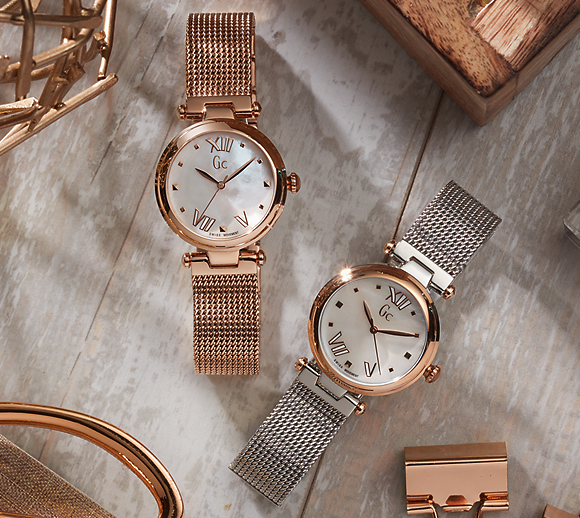 Gc Women Everyday Chic Watches